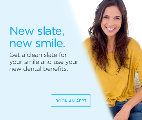 Delta Shores    Dentistry - New Year, New Dental Benefits